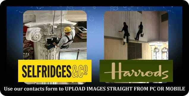 rope access companies abseiling