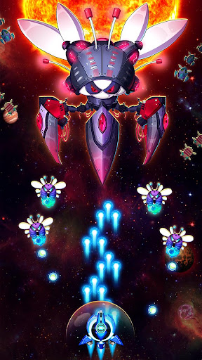 Galaxy Shooter - Space Attack 2.9 screenshots 2
