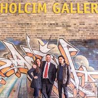 Lauren Segal, Peter Barrett and Michael Mori. Photo by Dahlia Katz.