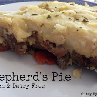 Easy Shepherd's Pie (Gluten & Dairy Free)