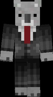 Koala Girl | Minecraft Skins