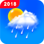 天气预报 - 最精准的晴雨表和漂亮的小工具 icon