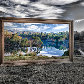 Picture perfect by Rory McDonald - Landscapes Mountains & Hills ( lakes )