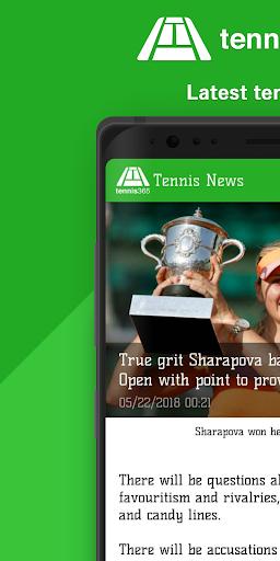 Tennis News 365 1.1.2 Windows u7528 1