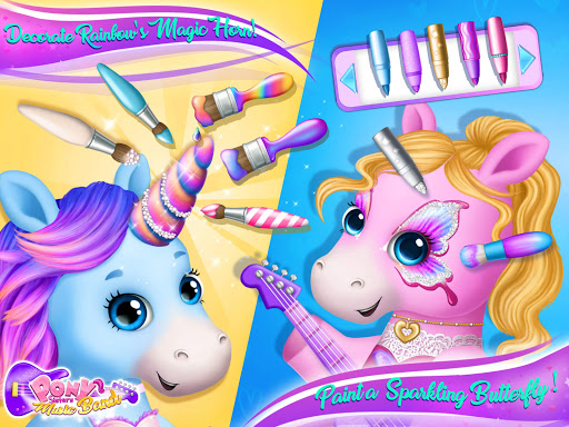 Pony Sisters Pop Music Band - Play, Sing & Design screenshots 13