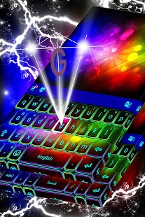 Color Themes Keyboard 2018 HD - náhled