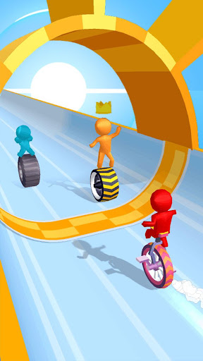 Turbo Skater Race Stars 1.0.1 screenshots 4