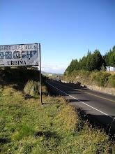 Photo: Panaméricaine vers Urbina
