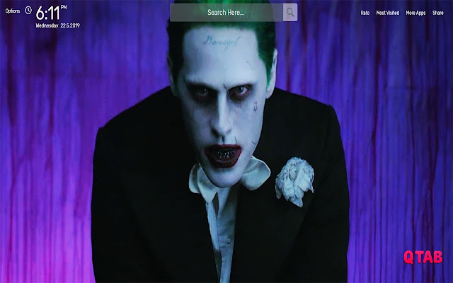 Suicide Squad Wallpapers HD Theme