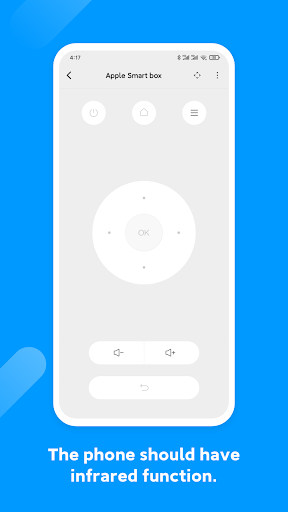 Mi Remote controller - for TV, STB, AC and more 5.8.5.8G screenshots 2