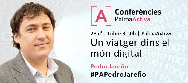 Conferencia Pedro Jareño