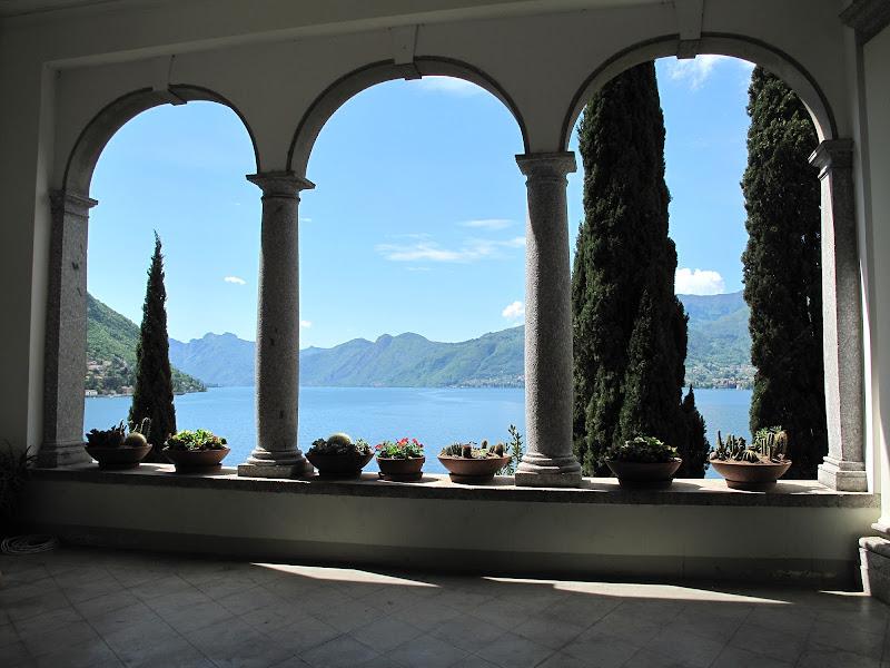 Varenna. Villa Monastero. di sangiopanza