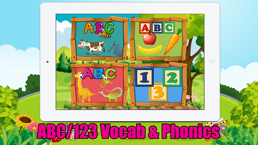 ABC 123 Kids Game - Vocab Phonics Tracing Spelling 1.0.0 screenshots 10