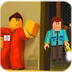 Jail Break Escape Prison : Obby Mod icon