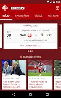 Screenshot of Náutico SporTV