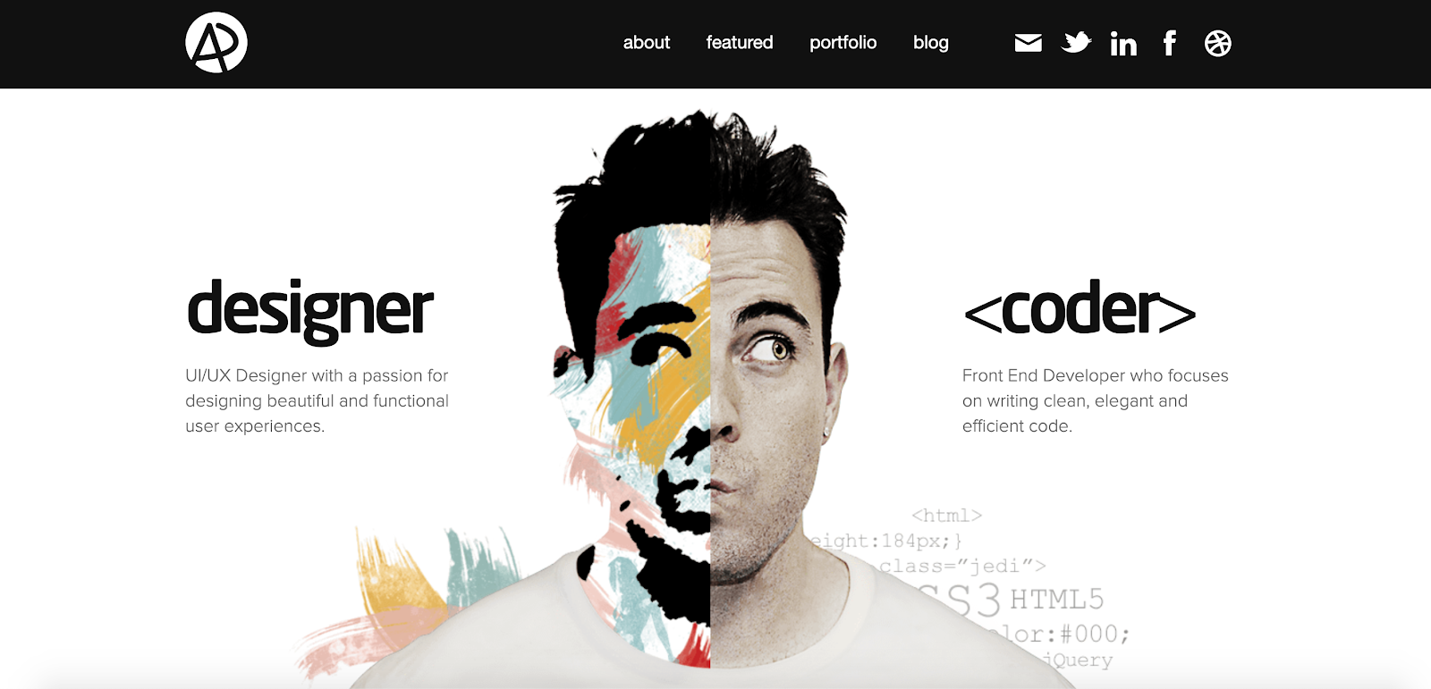 Web Developer Portfolio of Adham Dannaway