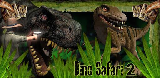 Dino Safari 2 Pro game for Android screenshot