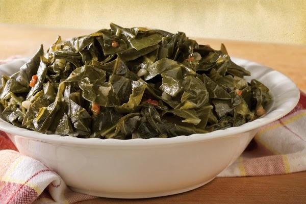 Southern Mixed Greens Recipe