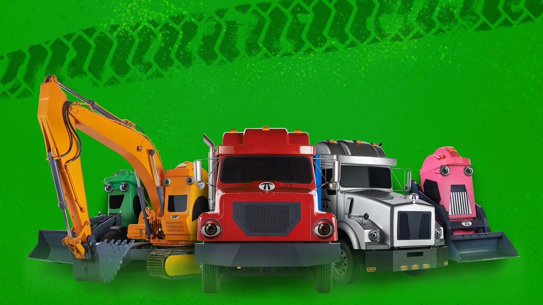 Watch Terrific Trucks live