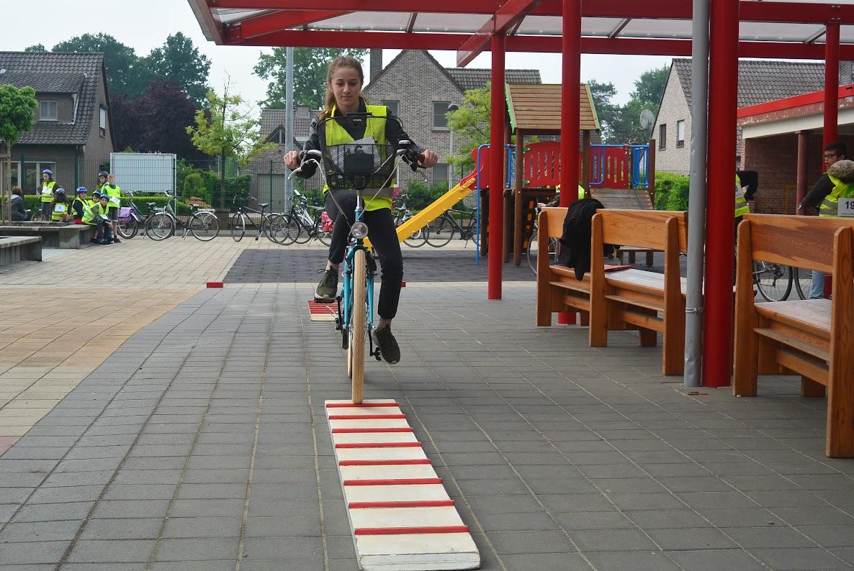 Het grote fietsexamen