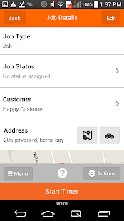 NextMinute - Job Management- screenshot thumbnail