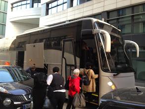 Photo: さてスキポール空港に向かいます。