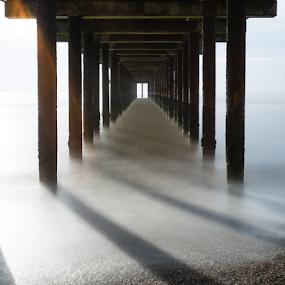 Southwold pier  by Benjamin Arthur - Buildings & Architecture Bridges & Suspended Structures