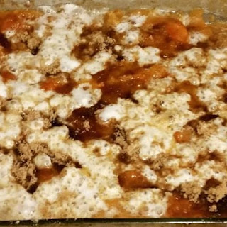 Mom's Candied Yams with Caramel