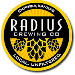 Logo of Radius Glass Blown Ale 2016