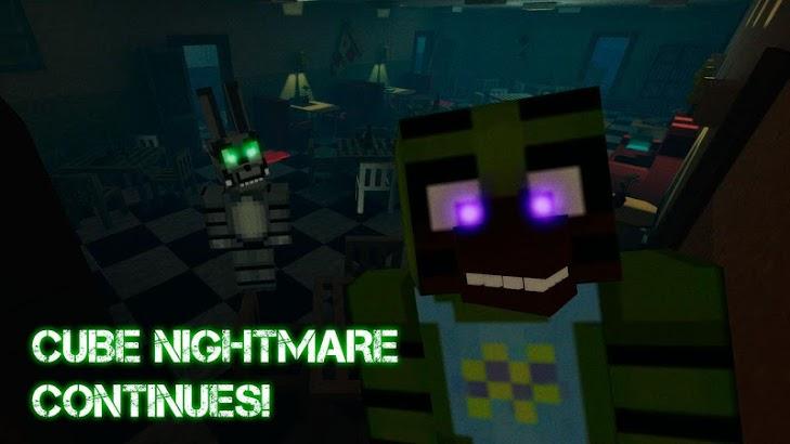 Nights at Cube Pizzeria 3D – 4 screenshot
