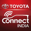 TOYOTA Connect INDIA icon