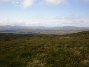 Photo: PW - From Hardraw to Great Shunner Fell