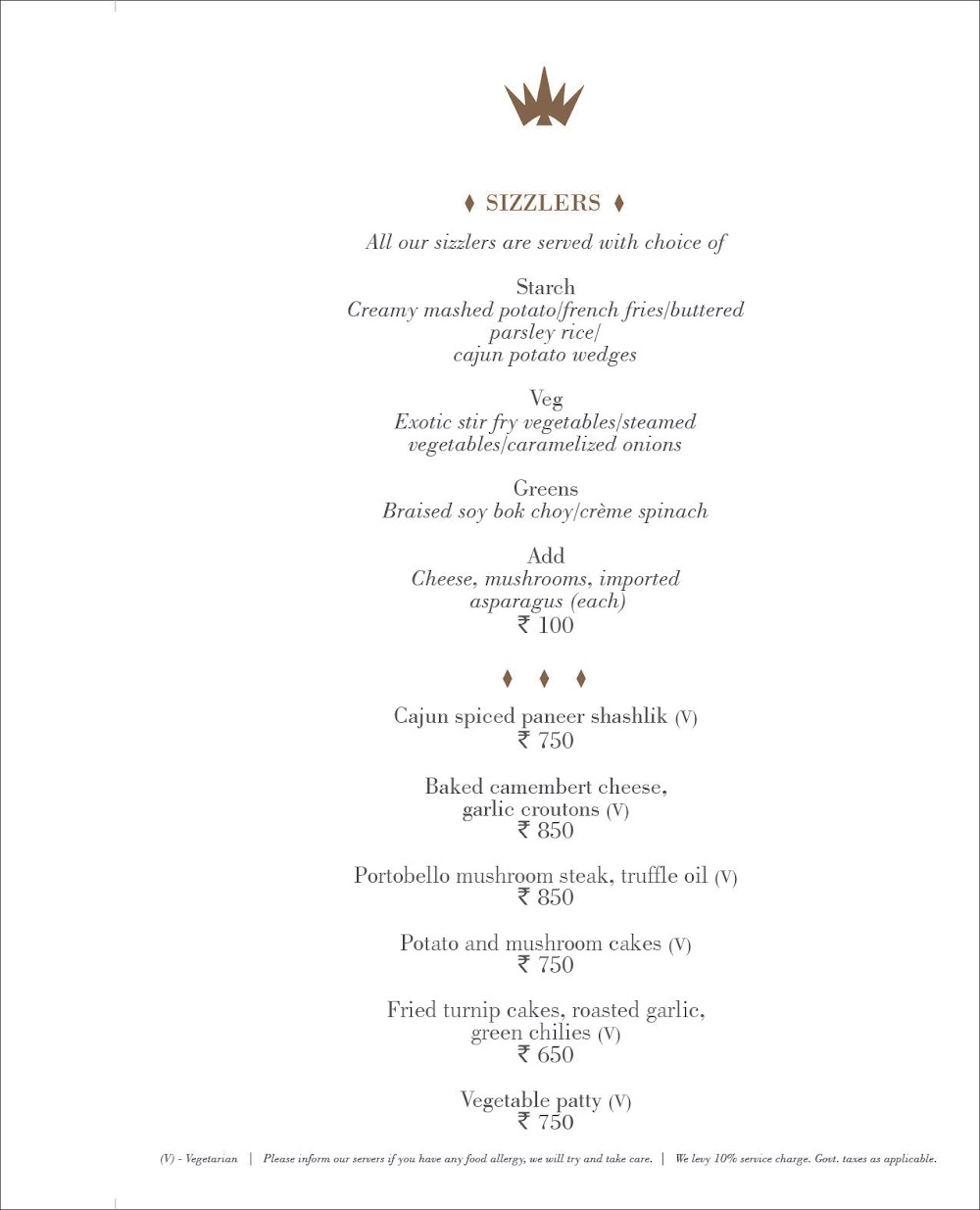 Pranzi menu 13