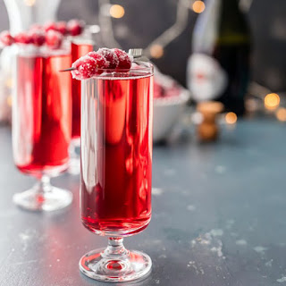 Christmas Cocktail Ginger Ale Recipes