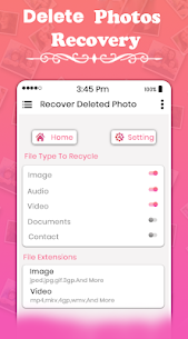 Deleted Photo Recovery & Restore Deleted Photos 6