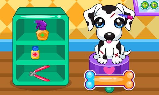 Caring for puppy salon 2.0.5 screenshots 3