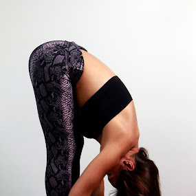 Yoga by Cristobal Garciaferro Rubio - Sports & Fitness Other Sports ( popse, mat, leggin, lady, beauty, yoga )