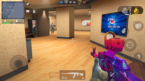 Modern Ops Online FPS 4.51 Mod Unlimited Bullets - 8 - images: Store4app.co: All Apps Download For Android