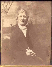 Photo: Canon George Pearson (1791-1860), Castle Camps Rectory, Cambridgeshire, father of Philip Pennant Pearson later Philip Pennant Pennant