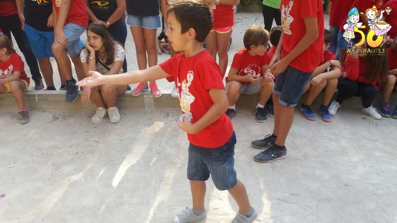 ¡¡SUBCAMPEONES!! del Campeonato Infantil de Canut de la Agrupación