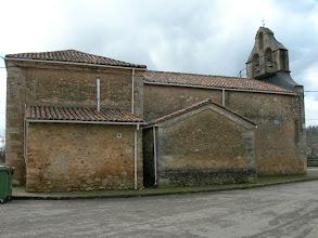 Photo: Cara norte de la iglesía (sacristía vieja y capilla) - boletín 117