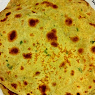 Chickpea Flour Roti Recipes