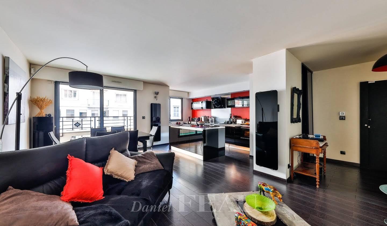 Appartement Boulogne-Billancourt