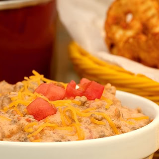 Smoky Cheeseburger Dip