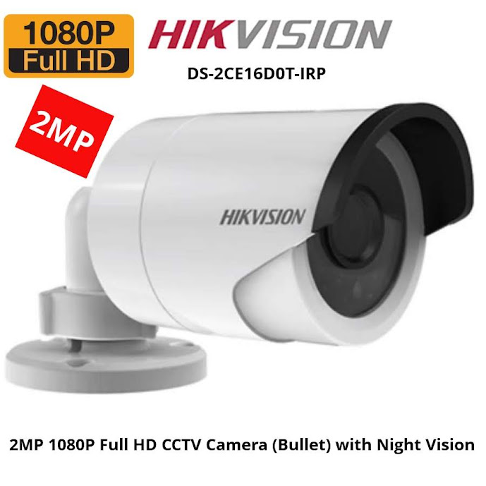 Camera Hikvision DS-2CE16D0T-IR Camera Hikvision DS-2CE16D0T-IR