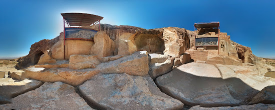 Photo: Dash Castle (Dragon) Temple, Zanjan, Iran معبد داش کسن (اژدها)، زنجان
