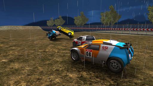Sand Circuit Race