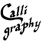 Calligraphy Search icon