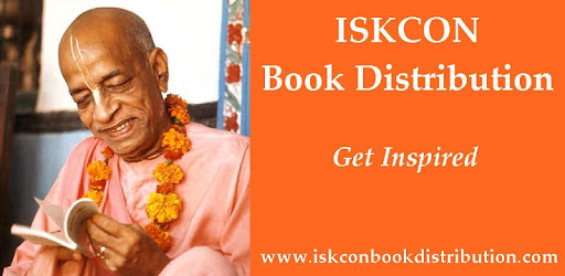 ISKCON Book Distribution - Apps on Google Play