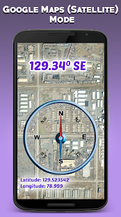 Compass - Maps & navigation- screenshot thumbnail
